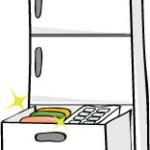 """""""スキマ""""は最小限に!!料理が楽しくなる『わたし好みの冷蔵庫作り』~冷凍室編①"""