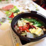 開催レポート【お料理編】ママのキレイと家族の健康がテーマの自宅レッスン