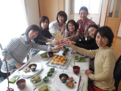 2015.ひな祭りしゅわ酒の会
