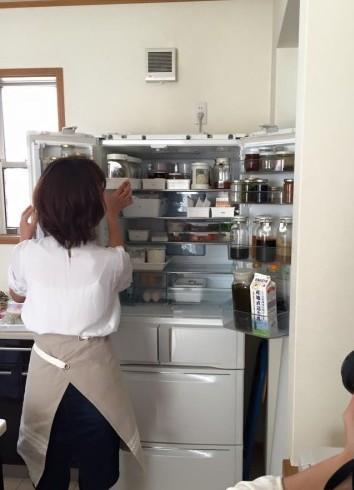 2015.2.25冷蔵庫とわたし