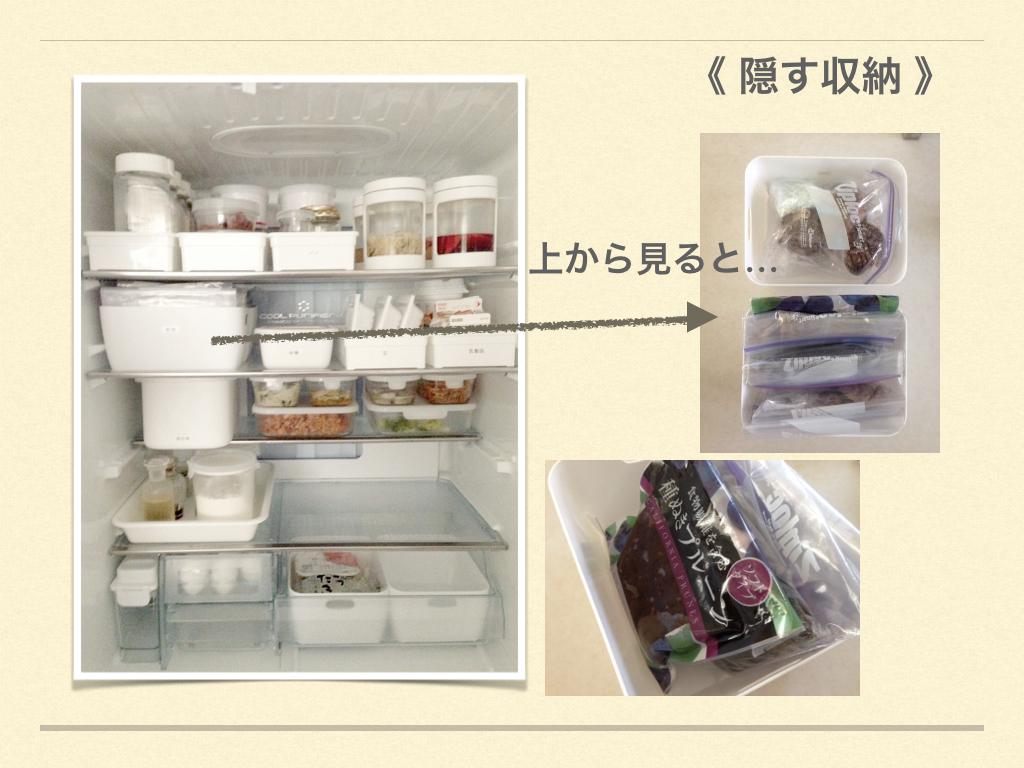 冷蔵庫収納 上から見ると.001