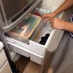 冷蔵庫整理ビフォーアフター『美人冷蔵庫プライベート出張レッスン』レポート【野菜室編】