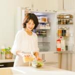 今日も、スーパーのお惣菜?冷蔵庫から食生活を変える冷蔵庫収納のすすめ。