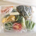 """残り野菜は冷凍保存で!冷凍庫整理収納で、食品ロス""""ゼロ""""いつでもお野菜たっぷり生活♪"""