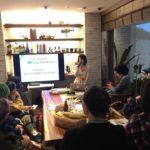 大阪パナソニックショールームにてイベント「SDGsと冷蔵庫収納」