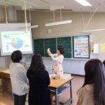 横浜市立南戸塚中学校PTA主催・食品ロス講演会