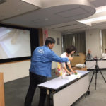 横浜市泉区環境事業推進委員向け食品ロス講演会